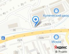 Компания ШКОДА МОДА на карте города