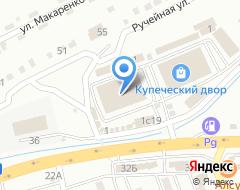 Компания Дайкоку на карте города