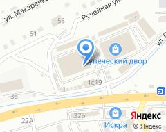 Компания Полцены на карте города