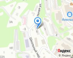 Компания Примокна на карте города