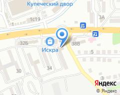 Компания Колорит на карте города