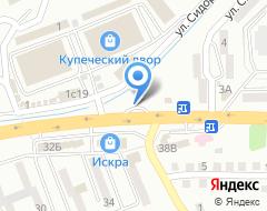 Компания АЗС Премиум Газолин на карте города