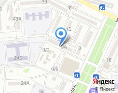 Компания Энни на карте города