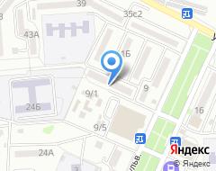 Компания Техномарин Плюс на карте города