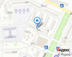 Компания Современные Оконные Конструкции на карте города
