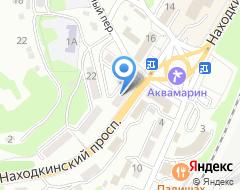 Компания Комфорт на карте города