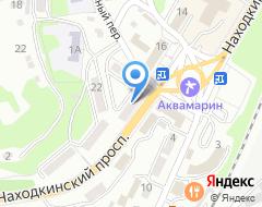 Компания Автоток на карте города