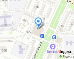 Компания Чаровница на карте города