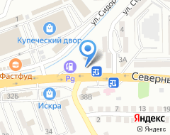 Компания Стройхозматериалы на карте города