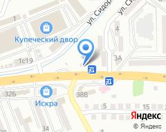 Компания 48 РЭ на карте города