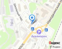 Компания HUMMER на карте города
