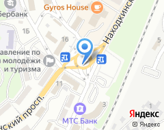 Компания Ориент-Сервис на карте города