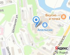 Компания Soffitto на карте города