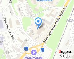 Компания Потолки-Эталон на карте города