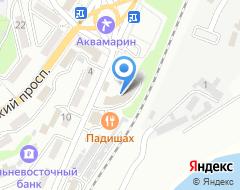 Компания Эделвейс+ на карте города