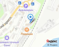Компания Строитель 43 на карте города