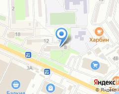 Компания Русский размер на карте города