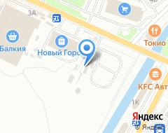 Компания Джинсовый мир на карте города
