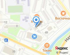 Компания Астрагор на карте города