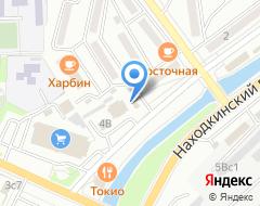 Компания Восток Холод на карте города