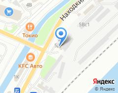 Компания Гипрогор на карте города