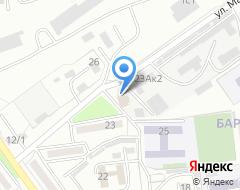 Компания Техно ДВ на карте города
