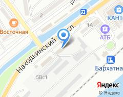 Компания Металлоконструкции на карте города