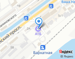 Компания Паркет салон на карте города