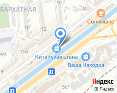 Компания СтройЛига на карте города