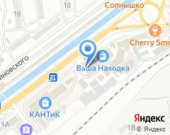 Компания ПримДвери на карте города
