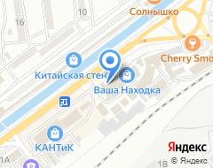 Компания Столярка на карте города