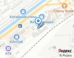 Компания Двери+ на карте города