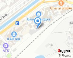 Компания ВАША НАХОДКА на карте города