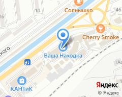 Компания Гардероб на карте города