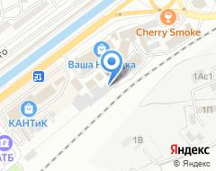 Компания ДВС-Сервис на карте города