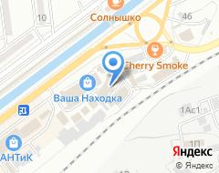 Компания D1 на карте города