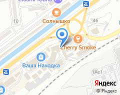 Компания Все авто на карте города