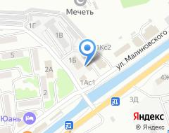 Компания Малина на карте города