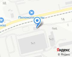 Компания Техстройконтракт-Сервис на карте города