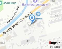 Компания AutoDynamix на карте города