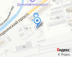Компания Релакс-Авто на карте города