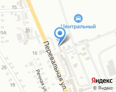 Компания ВостокМодульСтрой на карте города