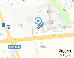Компания Ёкки на карте города