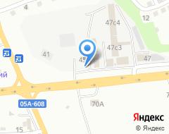 Компания СПЕЦ ДВ на карте города