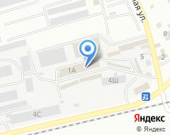Компания Автоимперия на карте города