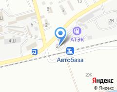 Компания Автомойка на Шоссейной на карте города