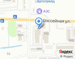 Компания Симфония Красок на карте города