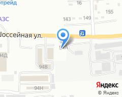 Компания Ниогис на карте города