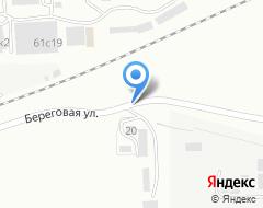 Компания СоюзПромСтрой на карте города