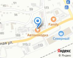 Компания Автонаходка на карте города